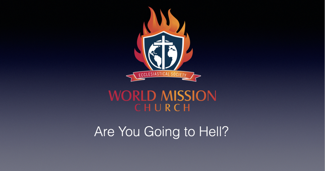 Are you going to Hell?