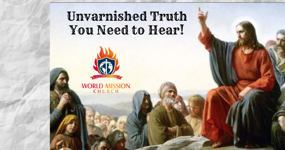 The Most Powerful Delivery of the Gospel You'll Hear Anywhere