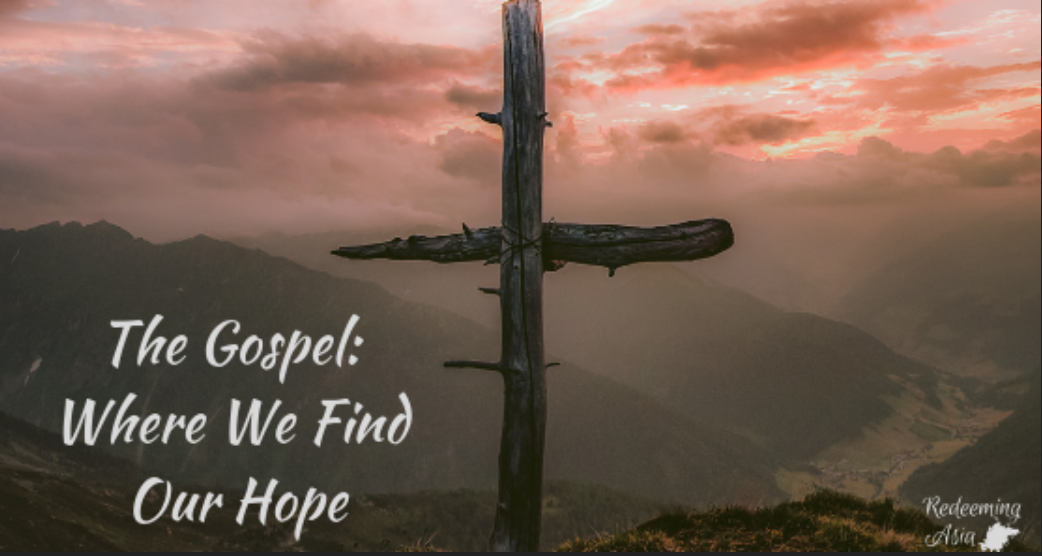Where can we find hope in these dark days?
